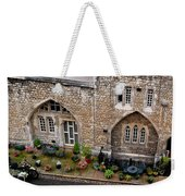 Antique London Weekender Tote Bag by Gina Dsgn