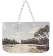 Antique Mangrove Landscape Weekender Tote Bag