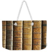 Antique Medical Books Weekender Tote Bag