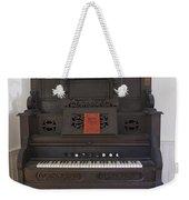 Antique Organ Weekender Tote Bag