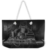 Antique Philco Radio Model 37 116 Bw Weekender Tote Bag
