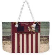 Antique Punch And Judy Weekender Tote Bag