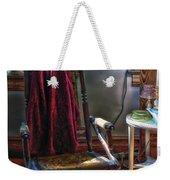 Antique Rocking Chair Weekender Tote Bag