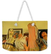 Antique Shop Display Weekender Tote Bag