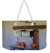 Antique Stove Weekender Tote Bag