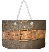 Antique Strap Weekender Tote Bag
