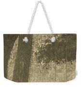 Antique Swing Weekender Tote Bag