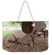Antique Water Tank - No 1 Weekender Tote Bag