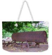 Antique Water Tank - No 2 Weekender Tote Bag