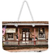 Antiques Bought And Sold Weekender Tote Bag