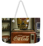 Antiques - Murray's Root Beer And Coca Cola Weekender Tote Bag