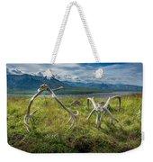 Antlers On The Hill Weekender Tote Bag