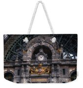 Antwerp Central Weekender Tote Bag