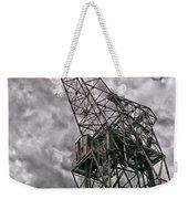 Antwerp Crane Weekender Tote Bag