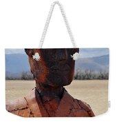 Anza Borrego Cowboy Weekender Tote Bag