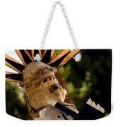 Apache Dancer Weekender Tote Bag
