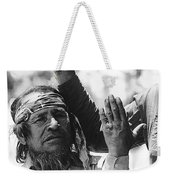 Apache's Signing 100th Anniversary Fort Apache Arizona 1970 Weekender Tote Bag