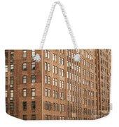 Apartment-apartments-more Apartments Weekender Tote Bag