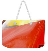 Apba Boat And Helmet 24291 Weekender Tote Bag