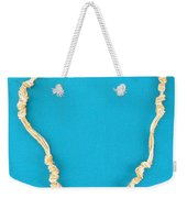 Aphrodite Gamelioinecklace Weekender Tote Bag by Augusta Stylianou