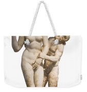 Aphrodite Pan And Eros Weekender Tote Bag