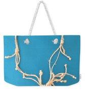 Aphrodite Pandemos Necklace Weekender Tote Bag