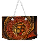Apocolypse Growth Rings Weekender Tote Bag