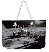 Apollo 15 Lunar Rover Weekender Tote Bag