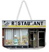 Apollo Eleven Restaurant Weekender Tote Bag