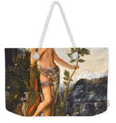Apollo Receiving The Shepherds Offerings Weekender Tote Bag
