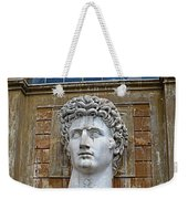 Apollo Statue At The Vatican Weekender Tote Bag