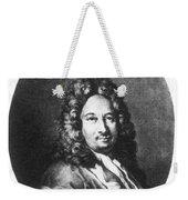 Apostolo Zeno (1668-1750) Weekender Tote Bag
