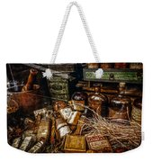 Apothecary  Weekender Tote Bag