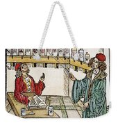 Apothecary Shop, 1500 Weekender Tote Bag