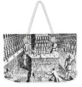 Apothecary Shop, 1688 Weekender Tote Bag