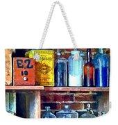 Apothecary Stockroom Weekender Tote Bag