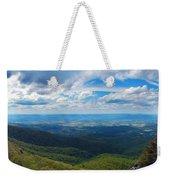Appalachain Trail View Weekender Tote Bag