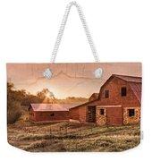 Appalachian Barns Weekender Tote Bag