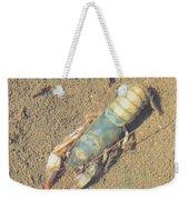Appalachian Blue Crayfish Weekender Tote Bag