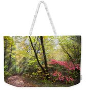 Appalachian Mountain Trail Weekender Tote Bag