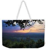 Appalachian Mountains Weekender Tote Bag