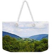 Appalachian Mountains West Virginia Weekender Tote Bag