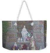 Apparition Of Virgin Mary Weekender Tote Bag