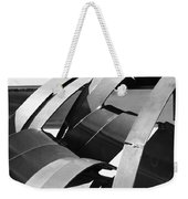 Apparitions Of Faces  Weekender Tote Bag
