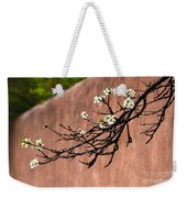 Apple Blossom Branch Weekender Tote Bag