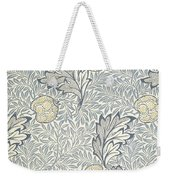 Apple Design 1877 Weekender Tote Bag by William Morris
