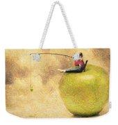 Apple Dream Weekender Tote Bag