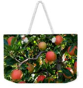 Apple Harvest - Digital Painting Weekender Tote Bag