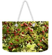 Apple Orchard Weekender Tote Bag