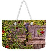 Apple Orchard Harvest Weekender Tote Bag